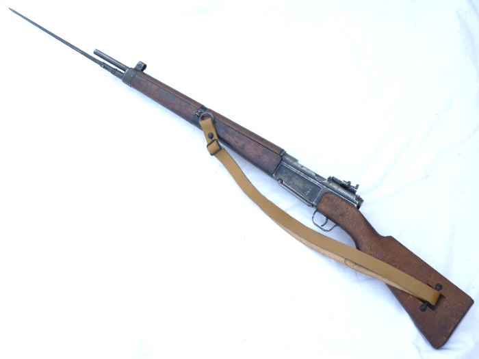 Deactivated MAS 36 French infantry rifle late WW2 manufacture with